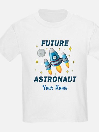 Future Astronaut - Personalized T-Shirt