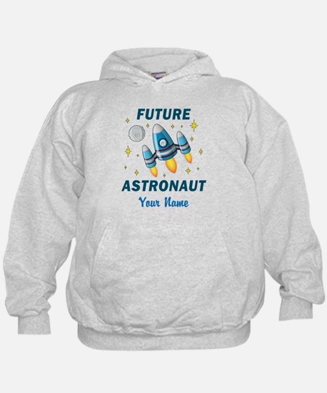 Future Astronaut - Personalized Hoodie