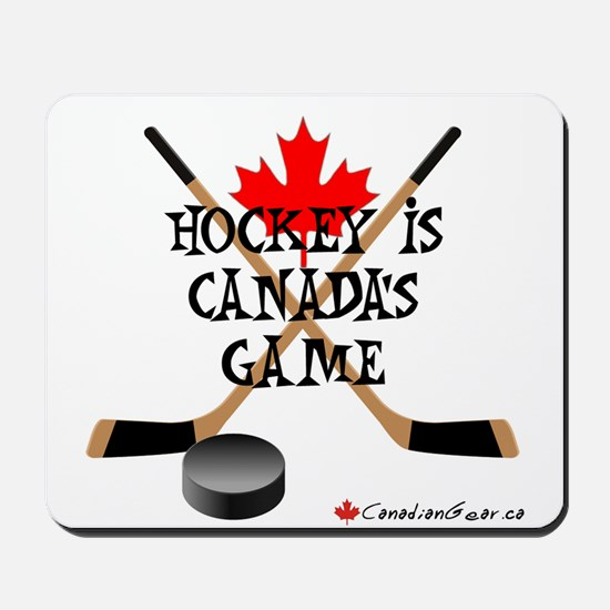 Canada's Game Mousepad
