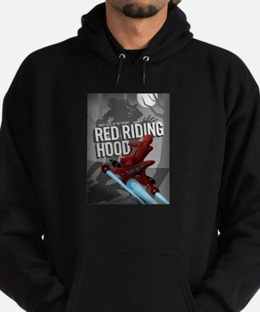 Sci Fi Red Riding Hood Hoodie (dark)