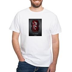 Sci Fi Snow White White T-Shirt