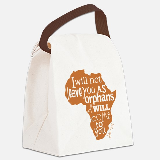 Ethiopian Canvas Lunch Bag