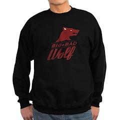 Big Bad Wolf Sweatshirt (dark)
