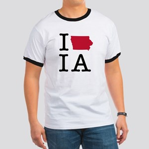 I Love Iowa T-Shirt