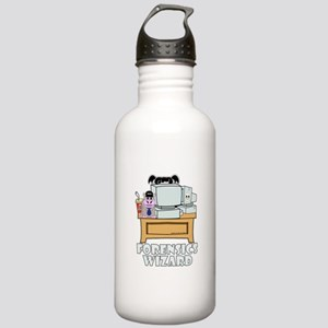 Abby Forensics Wizard Stainless Water Bottle 1.0L