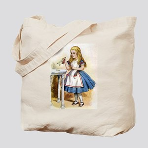 Alice - Drink Me! Tote Bag