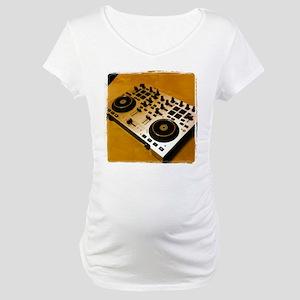 Midi Dj Maternity T-Shirt