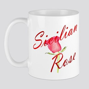 Sicilian Rose Mug