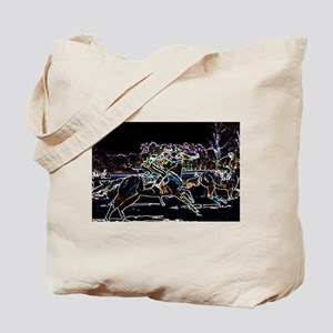 The Last Race Tote Bag