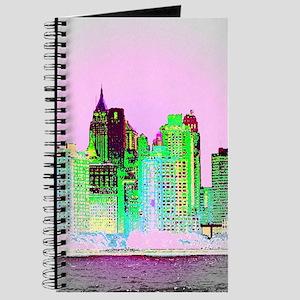 NYC SKYLINE Journal