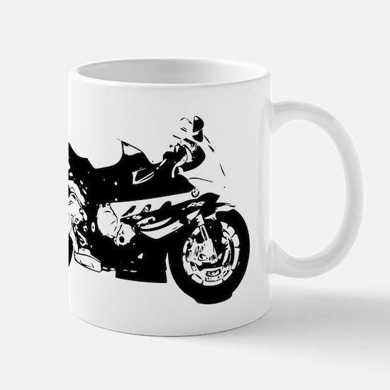 sports bike Mug