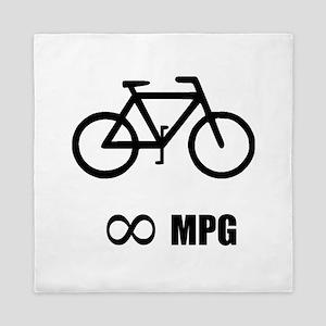 Bicycle MPG Queen Duvet