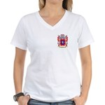 Behnken Women's V-Neck T-Shirt