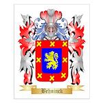 Behninck Small Poster