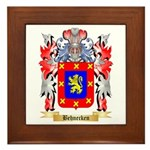 Behnecken Framed Tile