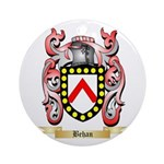 Behan Ornament (Round)