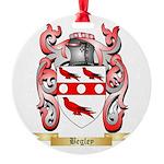 Begley Round Ornament