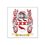 Begley Square Sticker 3