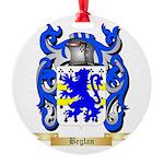 Beglan Round Ornament
