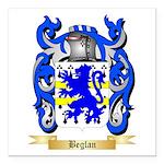 Beglan Square Car Magnet 3