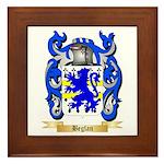 Beglan Framed Tile
