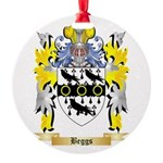 Beggs Round Ornament