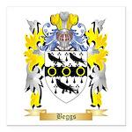 Beggs Square Car Magnet 3