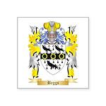Beggs Square Sticker 3