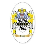 Beggs Sticker (Oval)