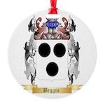 Beggio Round Ornament