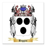 Beggini Square Car Magnet 3