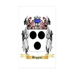 Beggini Sticker (Rectangle 50 pk)