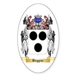 Beggini Sticker (Oval 50 pk)