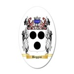 Beggini 35x21 Oval Wall Decal