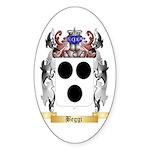 Beggi Sticker (Oval 50 pk)