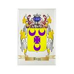 Begg Rectangle Magnet (100 pack)