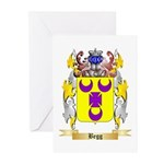 Begg Greeting Cards (Pk of 20)
