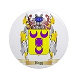 Begg Ornament (Round)