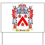 Beevor Yard Sign