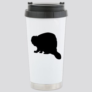 Beaver Stainless Steel Travel Mug
