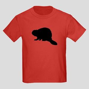 Beaver Kids Dark T-Shirt