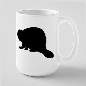 Beaver Large Mug