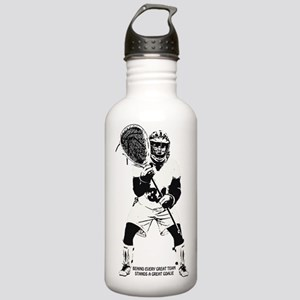 Behind Every Great Team Water Bottle