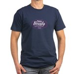 Sleeping Beauty Since 1697 Men's Fitted T-Shirt (d