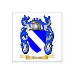 Bessett Square Sticker 3