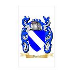 Bessett Sticker (Rectangle)