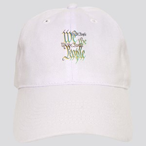 We The People-Trans Baseball Cap