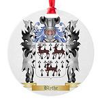 Blythe Round Ornament