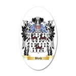 Blyth 20x12 Oval Wall Decal