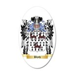 Blyth 35x21 Oval Wall Decal